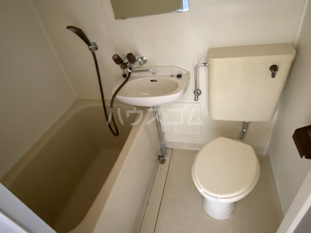 セブンハイツ 201号室の風呂