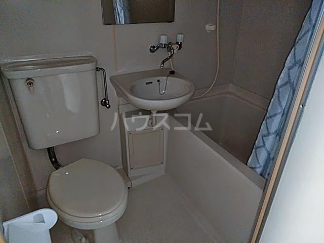 ハニリリカⅢ 805号室の風呂