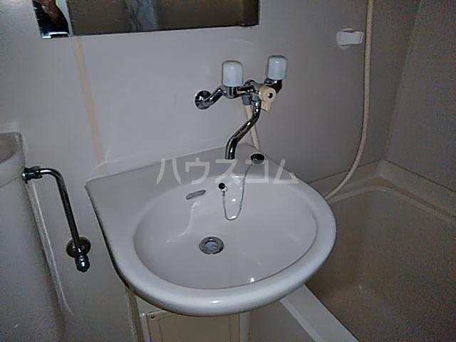 ハニリリカⅢ 805号室の洗面所