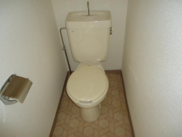 レイクヒル 202号室の洗面所
