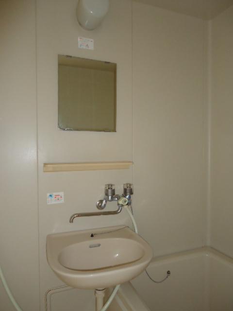 レイクヒル 202号室のトイレ