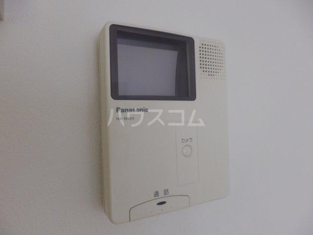 フローラ相川 206号室のセキュリティ