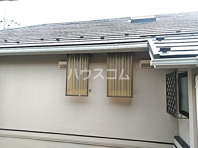 竹内コーポ 201号室の景色