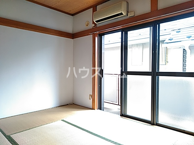 竹内コーポ 201号室のセキュリティ