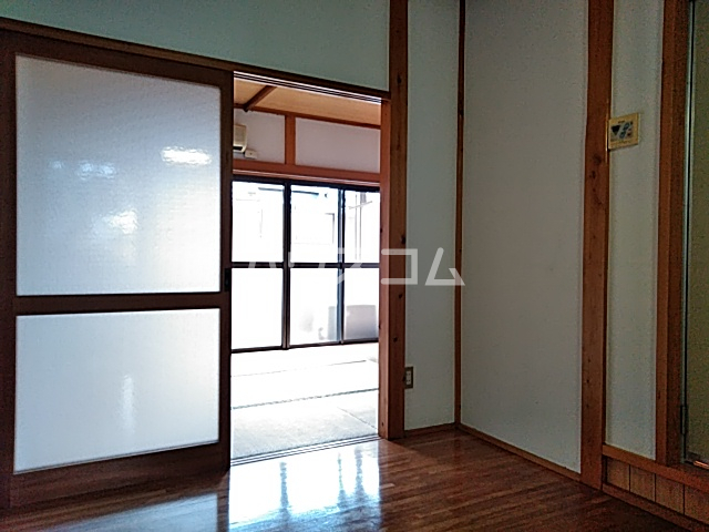 竹内コーポ 201号室のベッドルーム
