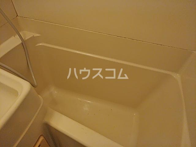 竹内コーポ 201号室の風呂