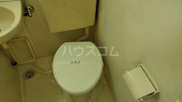 ドーム桜山 4D号室の風呂