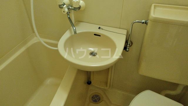 ドーム桜山 4D号室のトイレ