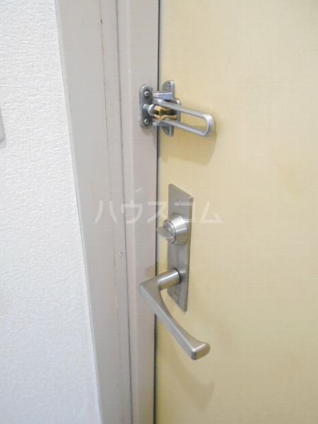 柳屋ビル 303号室のセキュリティ