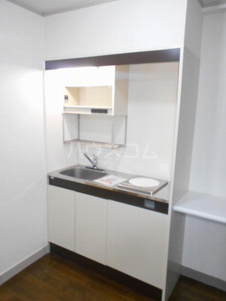 柳屋ビル 303号室のキッチン