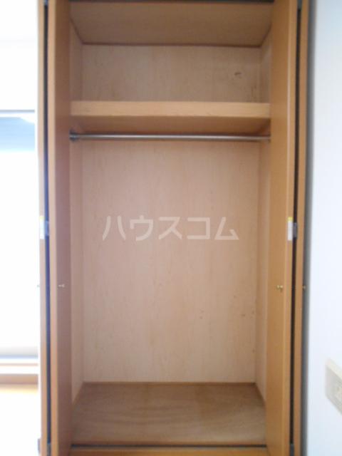 クレールN 302号室の収納