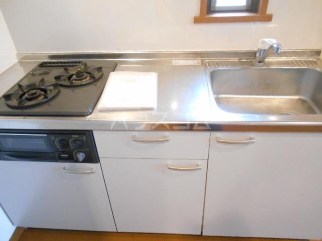 クレールN 302号室のキッチン