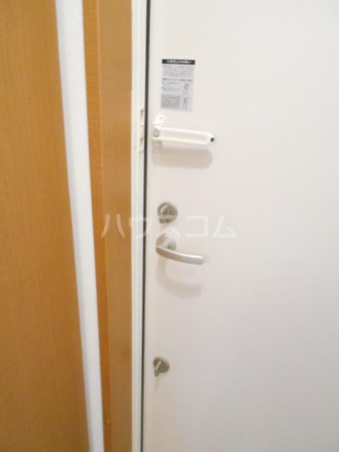 クレールN 302号室のセキュリティ
