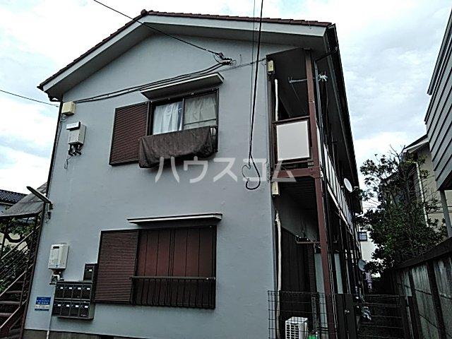 竹内コーポ 202号室の玄関