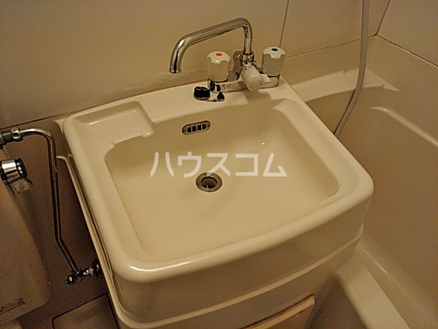 竹内コーポ 202号室の洗面所