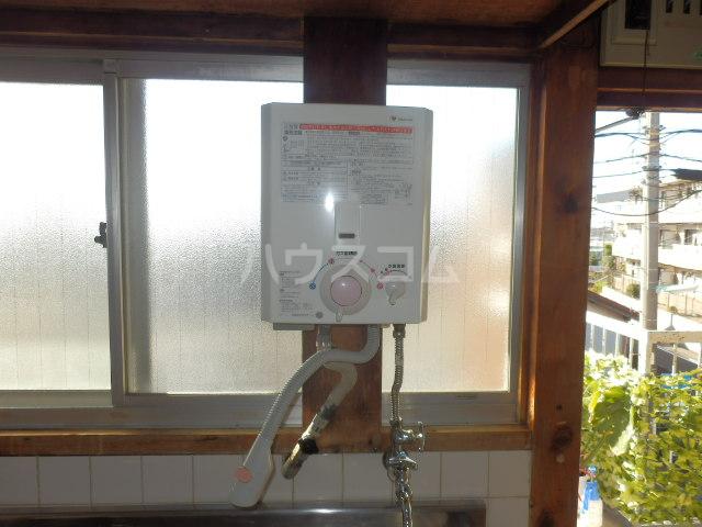 第二向陽ハイツ 105号室の設備
