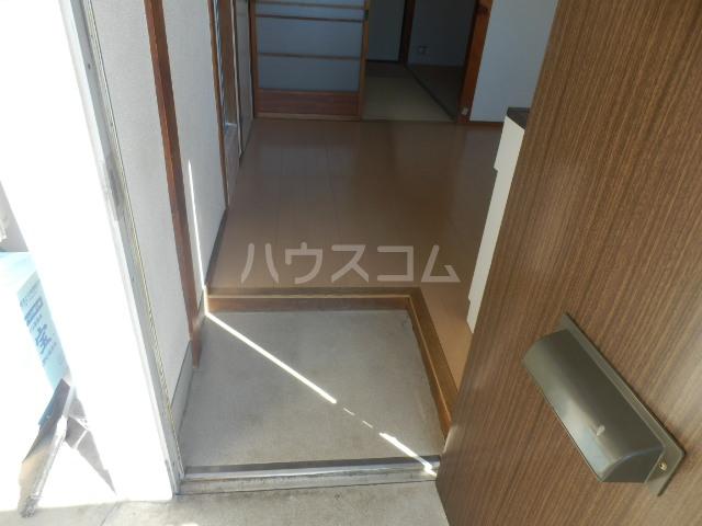 第二向陽ハイツ 105号室の玄関