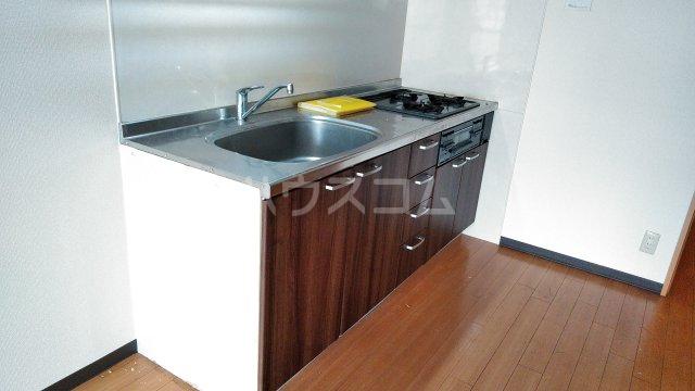 伊藤ハイツ 102号室のキッチン