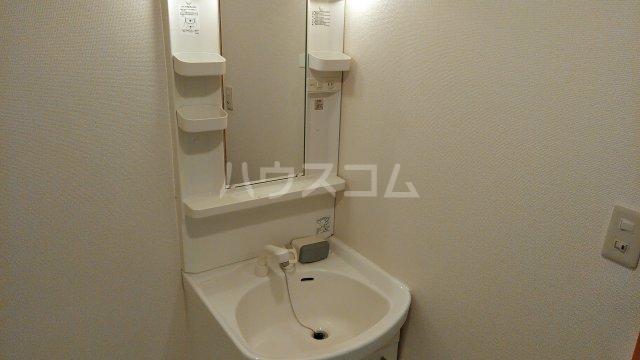 伊藤ハイツ 102号室の洗面所