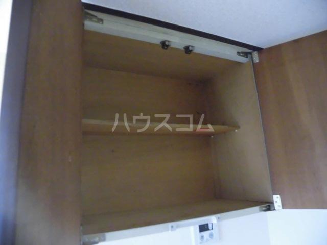 メゾンロビン 202号室の収納