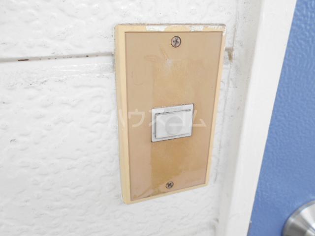 グロリアハイツ 205号室のセキュリティ