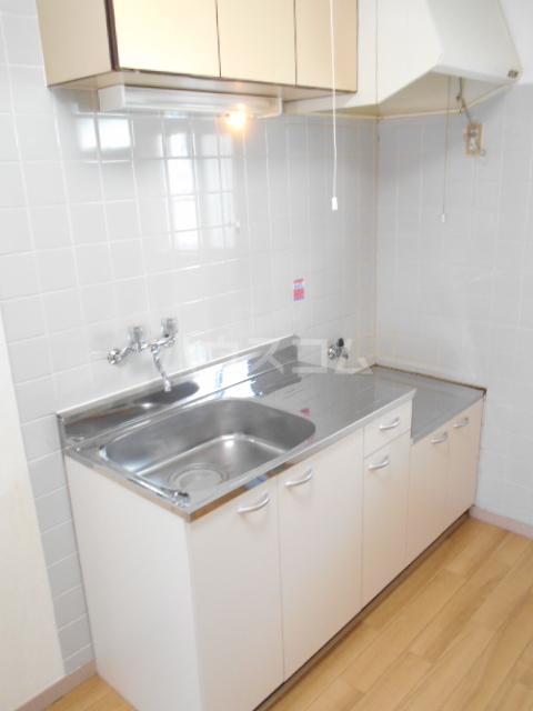 グロリアハイツ 205号室のキッチン