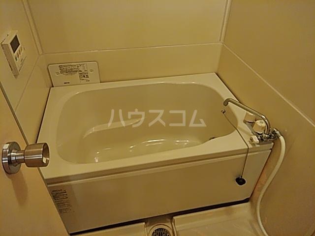 好日ハイツ 201号室の洗面所