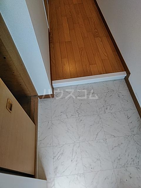 等々力フラワーガーデン 208号室の玄関