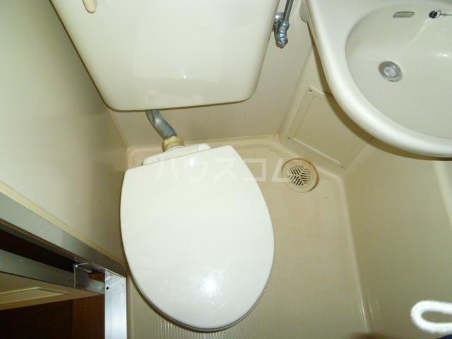 ルネッサンス南船橋 101号室のトイレ