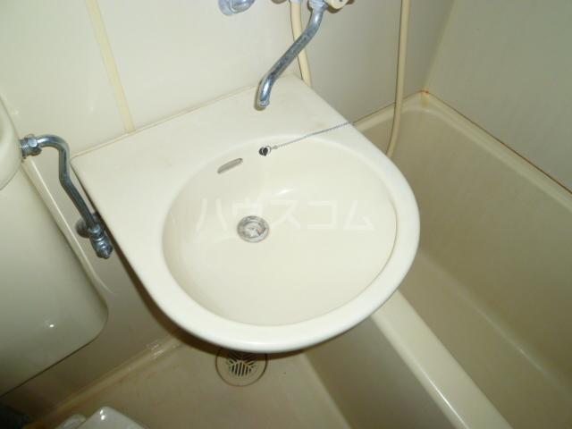 ルネッサンス南船橋 101号室の洗面所