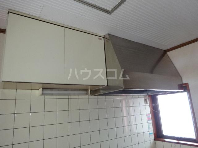 朝日ビル 202号室のキッチン