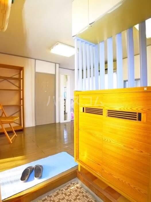 海神マンション 403号室の設備