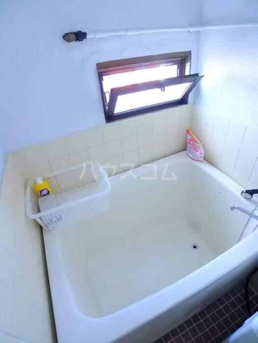 海神マンション 403号室の風呂