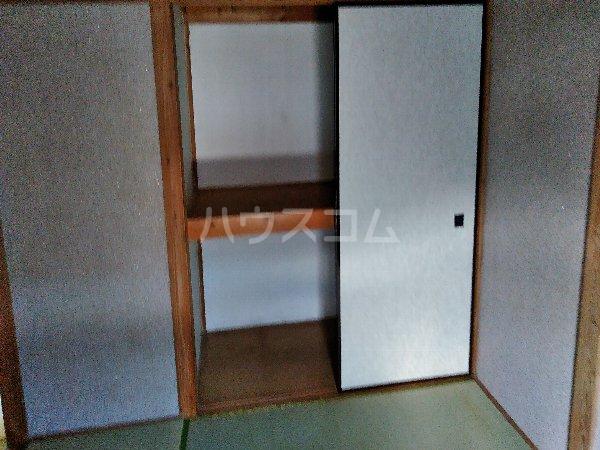 米井荘 205号室の収納