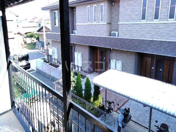 米井荘 205号室の景色