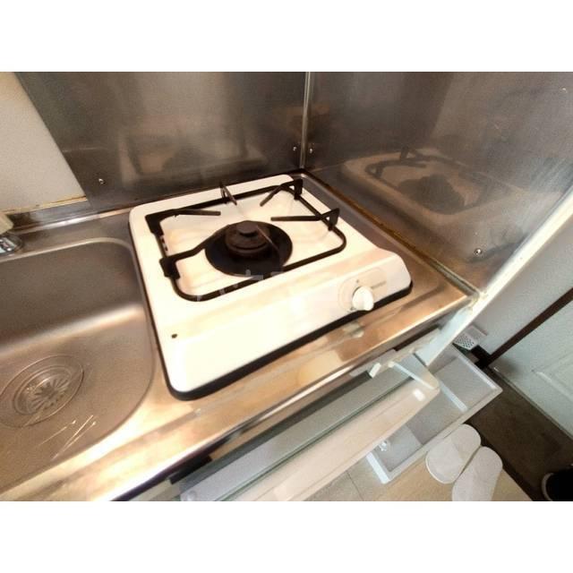 タイソウハイツ 202号室のキッチン
