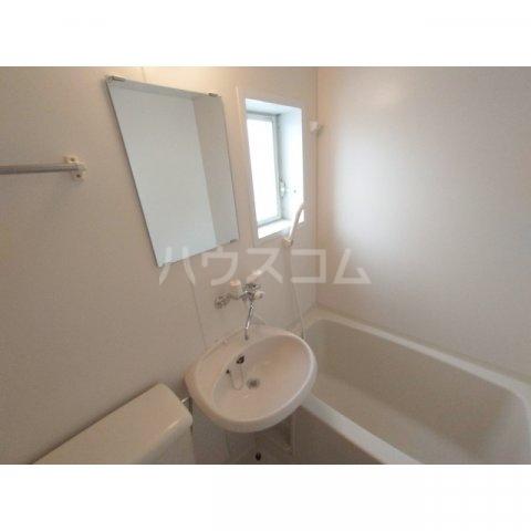 タイソウハイツ 202号室の洗面所