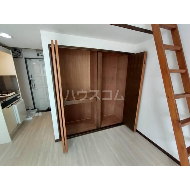 タイソウハイツ 202号室の収納