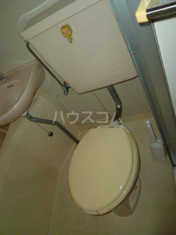 コーポトムラ 101号室のトイレ