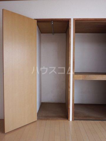 五香サンロードス 305号室の収納