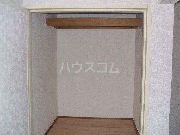 タキハウス 102号室の収納