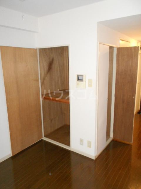 ファイン ロゼ 201号室の収納