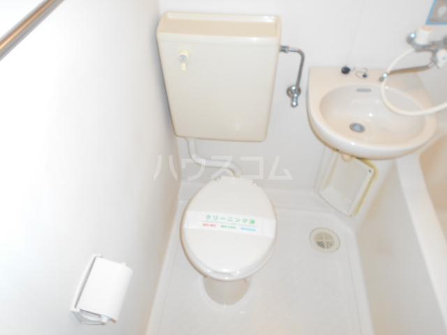 ファイン ロゼ 201号室のトイレ