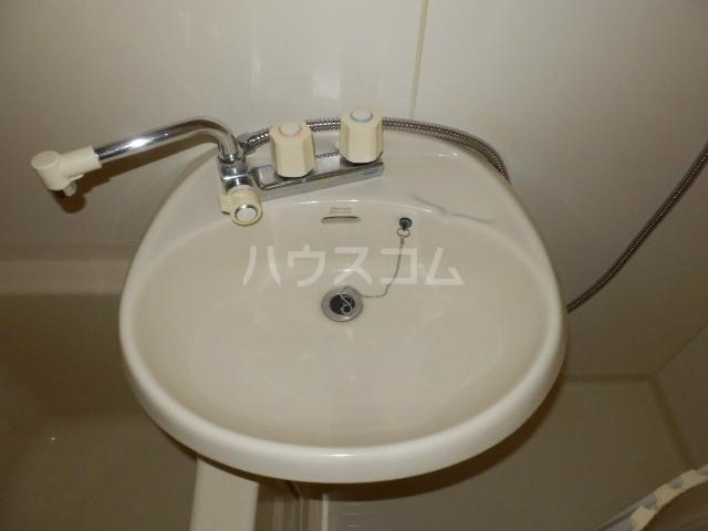 ベルコリーヌⅢ 208号室の洗面所