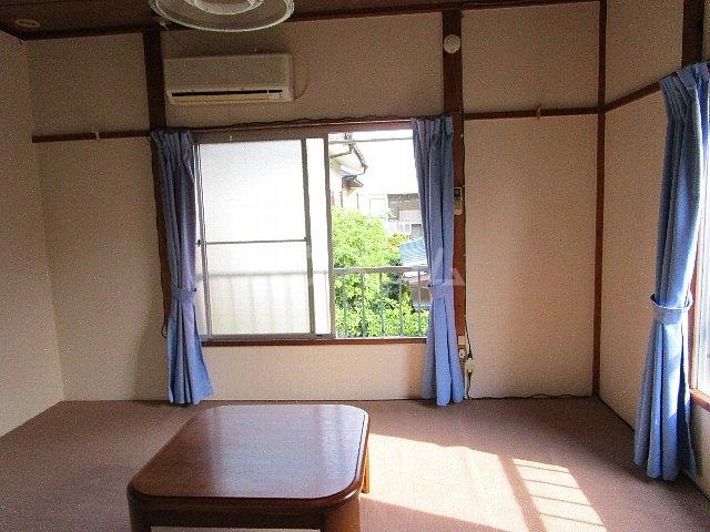 コーポ川崎 202号室の居室