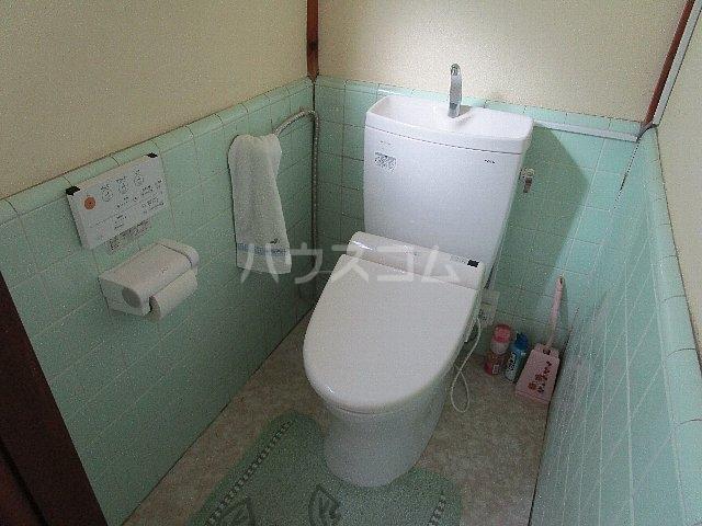 コーポ川崎 202号室のトイレ