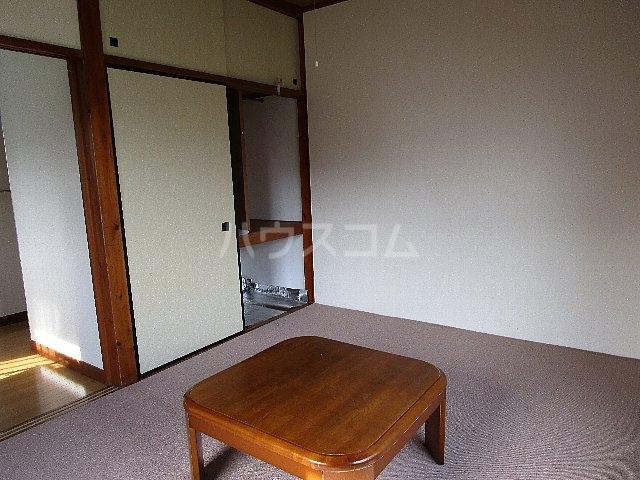 コーポ川崎 202号室のベッドルーム