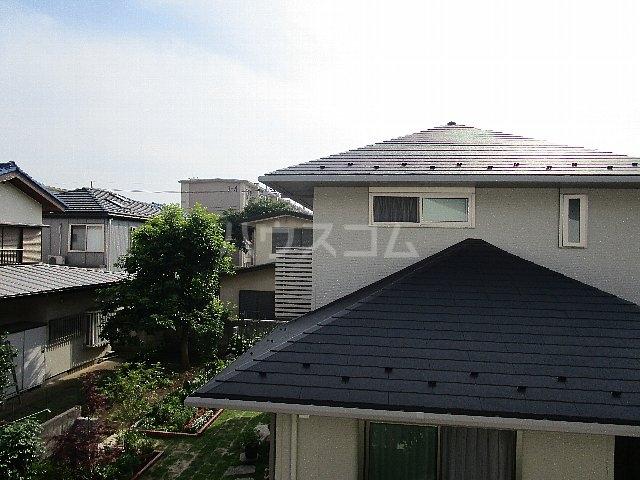コーポ川崎 202号室の景色