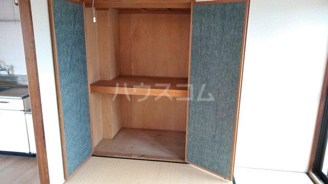 浅野ビル 6B号室の収納