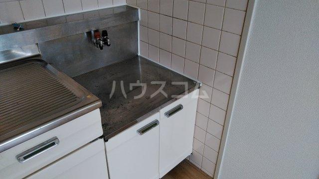 浅野ビル 6B号室のキッチン